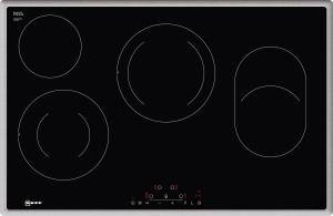 TBD1836N ( T18BD36N0 ) Autarkes Elektro-Kochfeld 80cm mit TouchControl Bedienung