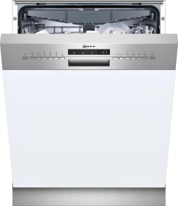 Neff GI3600KN ( S413K60S0E ) Geschirrspüler 60 cm Integrierbar - Edelstahl FlexSchublade2 46dB A++