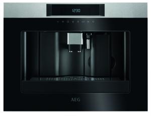 KKK884500MEinbau-Kaffeevollautomat 45cm hoch, Antifinger Edelstahl-Beschichtung