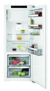 AEG SFE81436ZC A+++ Einbaukühlschrank mit Gefrierfach, 140cm Nischenhöhe, Festtür-Technik, 0-Grad-Zone
