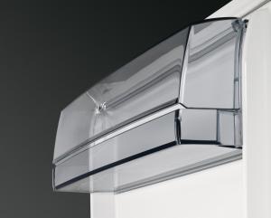AEG SCE81821LC A++ Einbau-Kühl-Gefrierkombination, 178cm, Festtür-Technik, SoftClosing LED
