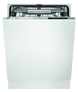 AEG FSE83700P Geschirrspüler 60cm vollintegrierbarab 7 L42dB - ExtraSilent 40dB A+++