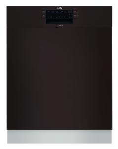 AEG FUB52600ZD Unterbaugeschirrspüler 60cm braun47dBab 7 L