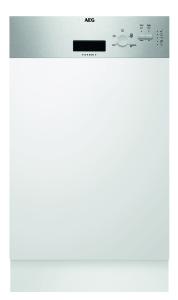 AEG FEB31400ZMintegrierbarer Geschirrspüler 45cm breit49dB A+
