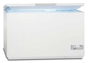 AEG AHB92631LW Gefriertruhe 257Ltr.Nutzinhalt LowFrost A+++ LED Innenbeleuchtung 3Körbe