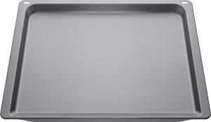 HZ531000 Backblech, emailliert, grau