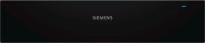 Siemens - BI510CNR0 Wärmeschublade Edelstahl, schwarz