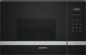 Siemens BE555LMS0 Einbaumikrowelle 38cm Nischenhöhe für Hochschrank (NICHT für Hängeschränke) geeignet!