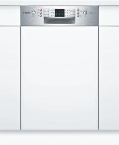 SPI46IS01E SuperSilence Geschirrspüler 45 cm Integrierbar 44dB- EdelstahlEEK: A+ab 7l