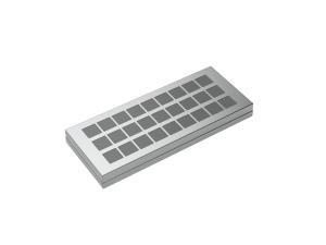 Bosch DWZ0IT0P0 CleanAir Aktivkohlefilter regenerierbar