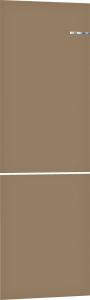 Bosch KSZ1BVD10 Austauschbare Farbfront für Vario Style Kühl-Gefrier-Kombination (Kaffeebraun)