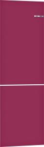 Bosch KSZ1BVL00 Pflaume -ZUBEHÖR- Austauschbare Farbfront für Vario Style Kühl-Gefrier-Kombination