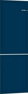 Bosch KSZ1BVN00 Perlnachtblau -ZUBEHÖR- Austauschbare Farbfront für Vario Style Kühl-Gefrier-Kombination