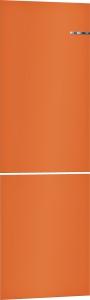 Bosch KSZ1BVO00 Orange -ZUBEHÖR- Austauschbare Farbfront für Vario Style Kühl-Gefrier-Kombination