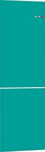 Bosch KSZ1BVU00 Austauschbare Farbfront für Vario Style Kühl-Gefrier-Kombination (Aqua)