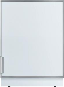 Bosch - KUR15AX60 ( SET: KUR15A60 + KFZ10AX0 ) Unterbaukühlschrank +Türfront mit Alu-Dekorrahmen