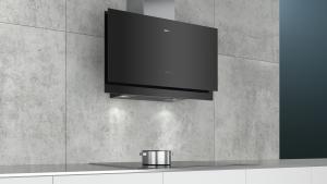 Siemens Kühlschrank 45 Cm Breit : Siemens lc fmr wand esse cm schwarz mit glasschirm günstig