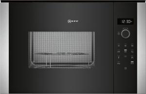 HGB53 (HLAGD53N0) Einbau-Mikrowelle m. Grillfür 60cm breiten Hochschrank (NICHT für Hängeschränke)