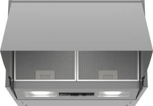 DMAC611X ( D61MAC1X0 ) Zwischenbauhaube silber 60 cm
