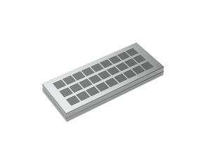 Neff Z51ITP0X0 CleanAir Aktivkohlefilter regenerierbar