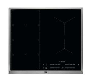 AEG IKE64471XB Kochfeld Induktion 2-fach MaxiSense PlusEdelstahlrahmen 60 cm