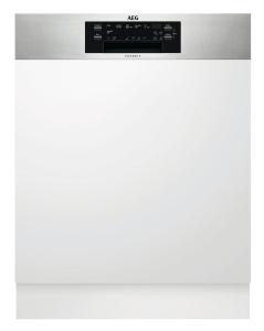 AEG FEE63800PM Geschirrspüler 60 cm integrierbar Edelstahl ComfortLift ab 7l 44 dB