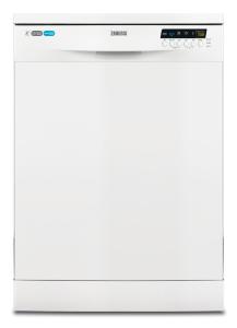 Zanussi ZDF26020WA Stand Geschirrspüler 60 cm weiß EEK: A++ ab 9,9l 47 dB