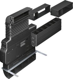 Siemens HZ381501 Sonderzubehör für Umluftbetrieb