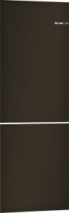 Bosch KSZ1AVD00 Espressobraun -ZUBEHÖR- Austauschbare Farbfront für Vario Style Kühl-Gefrier-Kombination