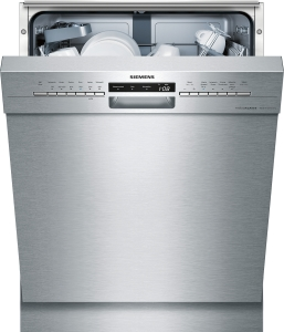 Siemens SN436S01PD extraKlasse (MK) Unterbau-Geschirrspüler 60 cm Edelstahlab 7 lEEK: A+++