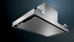 LR97CAQ50 Deckenlüfter 90cm Edelstahl 760m³/h Fernbedienung HomeConnect LED