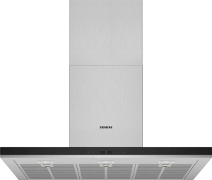 Siemens LC97BIP50 Wandhaube 90cm breit LED.-Beleuchtung extrem leise Intensivstufe 702m³/h A
