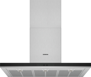LC97BIP50Wandhaube 90cm breit LED.-Beleuchtung extrem leise Intensivstufe 702m³/h A