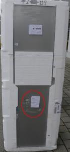 Bosch KSV36AI4P*B-Ware 11097*