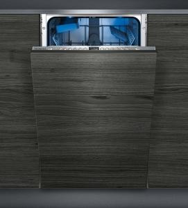 Siemens SR736D11IE Geschirrspüler vollintegrierbar 45 cm infoLight-blau varioScharnier EEK: A++