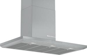 Bosch DWB97LM50 Wandesse 90 cm Box-Design Edelstahl