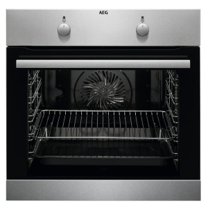 BEB230010M Backofen 60 cm SurroundCook 9 Heizarten