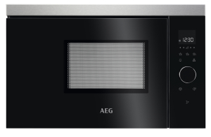 AEG MBB1756SEM Einbau-Mikrowelle 38 cm Nischenhöhe für Hochschrank und Hängeschrank geeignet!