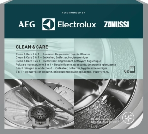 AEG M3GCP400 Clean and Care - 3 IN 1 (6 St.)