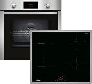 XB36I ( B1CCC0AN0 + T36BB40N1 ) Backofenset5 Heizarten LED-DisplayInduktion