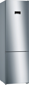 Bosch KGN393IDA Stand Kühl-Gefrier-Kombi Edelstahl antiFingerprint NoFrost VitaFresh
