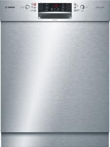 SMU46JS05D EXCLUSIV (MK) Unterbau Geschirrspüler Edelstahl 40-45dB timeLight extraTrockenlEEK: A++