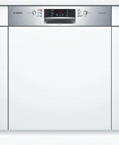 Bosch SMI46JS05D EXCLUSIV (MK) Geschirrspüler integrierbar Edelstahl 40-45dB timeLight EEK: A++