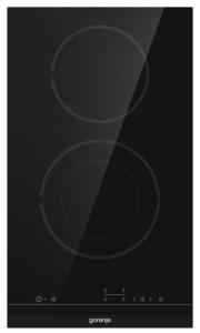 Gorenje ECT322BCSC Domino Kochfeld Facettendesign