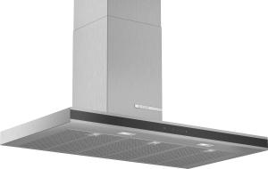 Bosch DWB97FM50 Wandesse 90 cm Box-Design Edelstahl