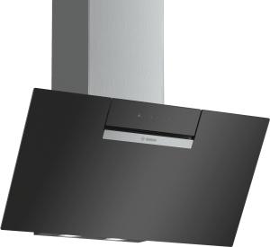 DWK87EM60 Wandesse 80 cm schwarzTouchSelectLED-Anzeige
