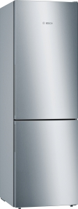 Bosch KGE36AICA Stand Kühl-Gefrier-KombiAntifingerfingerprintEdelstahlLEDLowFrost
