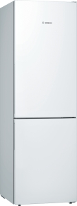 Bosch KGE36AWCA Freistehende Kühl-Gefrier-Kombination 186 x 60 cm, Weiss LowFrost + SuperKühlen