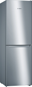 Bosch KGN34NLEA Freistehende Kühl-Gefrier-Kombination NoFrost mit Multibox SuperFreezing