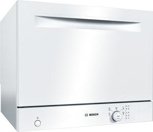 Bosch SKS50E42EU Stand Kompakt-Geschirrspüler weiß